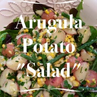 Make a True Salad From Your Potato Salad