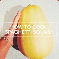 Easy-Peasy Spaghetti Squash