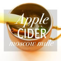 Not Your Average Apple Cider