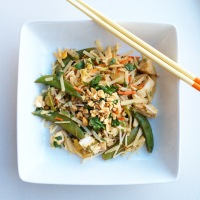 Nothing Fishy About This Pad Thai