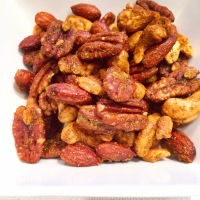 Get Spicy & Sweet with Spiced Nuts