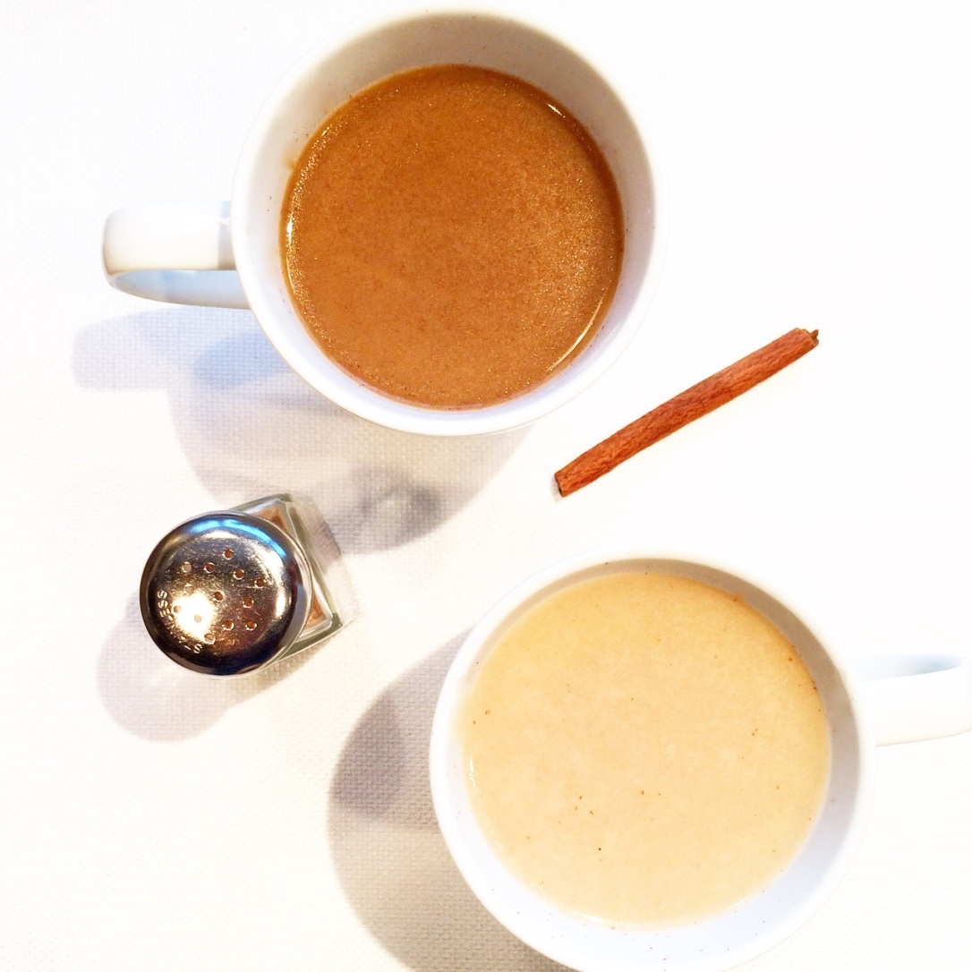 Coconut Milk Chai Tea Latte
