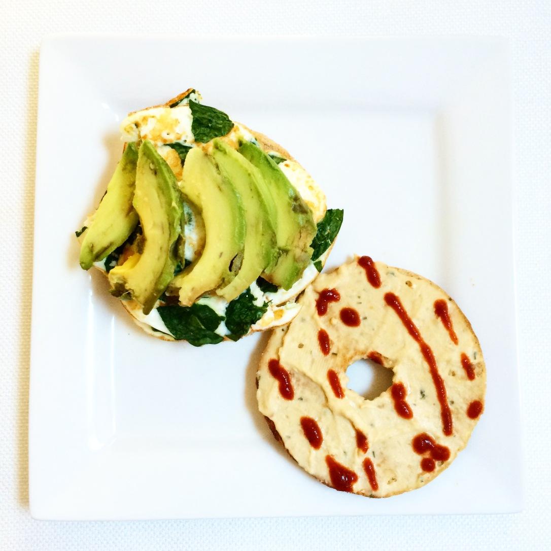 Power Breakfast Sandwich