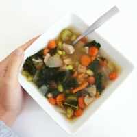 Snuggle Up with Some Detox Soup