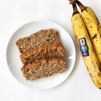 Going Bananas for Banana Bread
