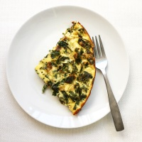 Another Kale Recipe, but in a Creamy Ricotta Quiche