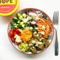 Copycat Sweetgreen Falafel Salad