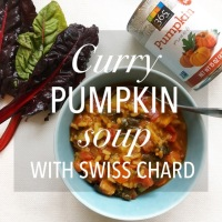 Craving Some Curry Pumpkin Soup