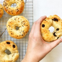 The Best Bagel Recipe?!