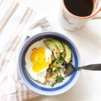 Savory Oatmeal Power Bowls for Breakfast