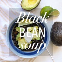 Bountiful Black Bean Soup