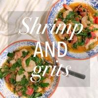 Cajun-Style Shrimp & Grits (Instant Pot)